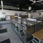 Clean Laundry Interior
