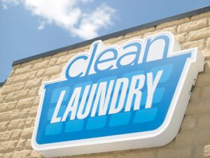 Clean Laundry is your super clean laundromat!