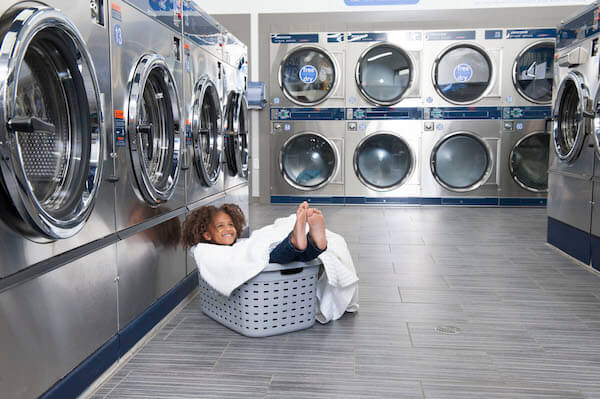 how to make laundry fun!