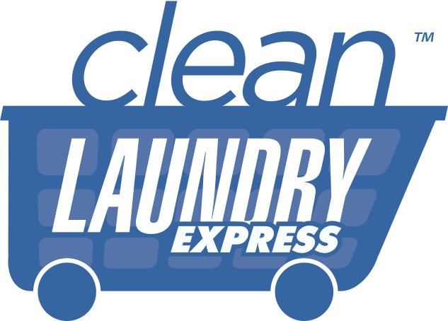 CleanLaundryExpressLogo