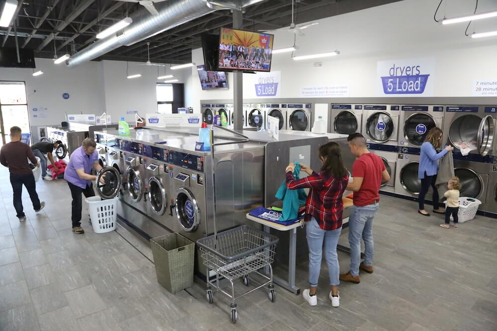 best laundromat in marion iowa