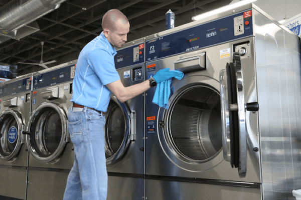 Clean Laundry Laundromat taking action to COVID19
