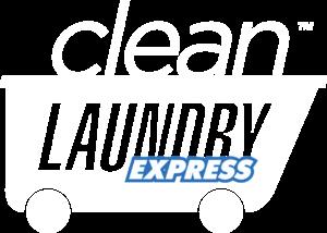 CleanLaundryExpressLogo-White