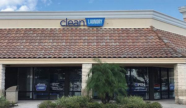 Escaparate de Clean Laundry