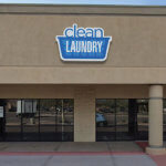 Clean Laundry laundromat storefront on 16th St in South Phoenix