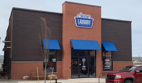 Laundromat Ottumwa Iowa Clean Laundry on Main St