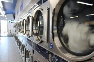 Clean Laundry has soft water system that will help you get those laundry super clean