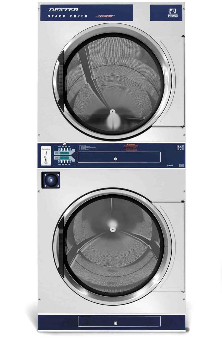 Dexter dryer at Clean Laundry