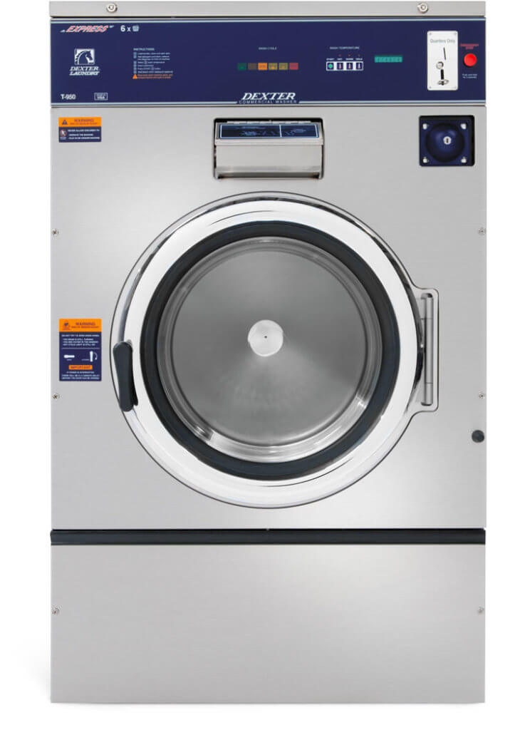 Dexter Washing Machine at Clean Laundry